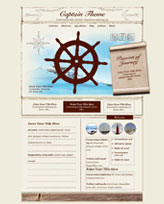 iWeb Template: Captain Theme