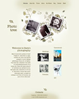 iWeb Template: Photo Tree