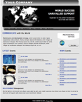 iWeb Template: Global Theme