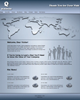 iWeb Template: International Theme